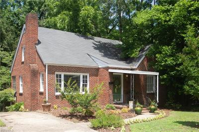 Greensboro Single Family Home For Sale: 433 Radiance Drive