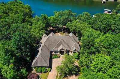 Single Family Home For Sale: 124 Gladstone Springs Road