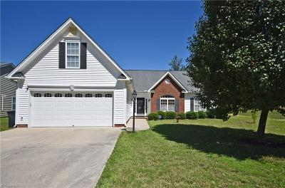 Kernersville Single Family Home Due Diligence Period: 4629 Woodway Drive