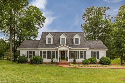 Forsyth County Single Family Home For Sale: 2321 River Run Drive