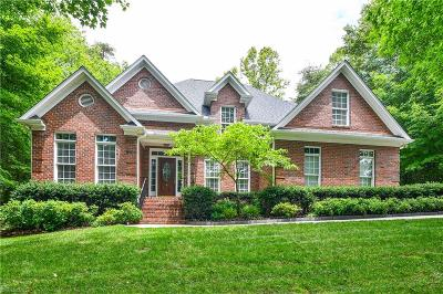 Greensboro Single Family Home For Sale: 6 Friendly Acres Court
