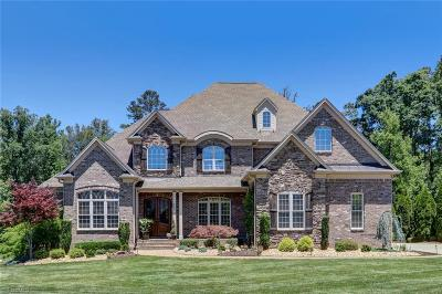 Oak Ridge NC Single Family Home For Sale: $769,900
