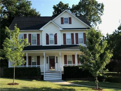 Clemmons Single Family Home For Sale: 155 Valleyoak Court