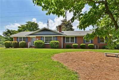 Winston Salem Single Family Home Due Diligence Period: 104 Queensbury Road
