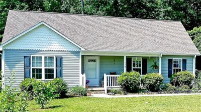 Randleman Single Family Home For Sale: 418 Depot Street