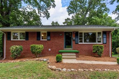 Alamance County Single Family Home For Sale: 2232 Wilkins Street