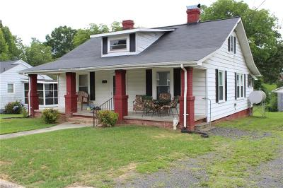 Reidsville Single Family Home For Sale: 1008 Walnut Street
