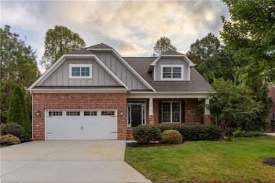 Alamance County Single Family Home For Sale: 502 N Sam Snead Drive