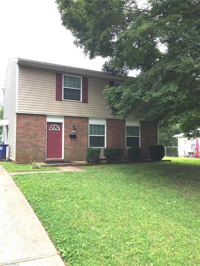 Winston Salem Single Family Home Due Diligence Period: 5232 Larkspur Drive
