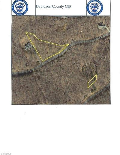 Denton NC Residential Lots & Land For Sale: $12,000