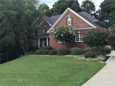 Greensboro Single Family Home For Sale: 2218 Brigham Road