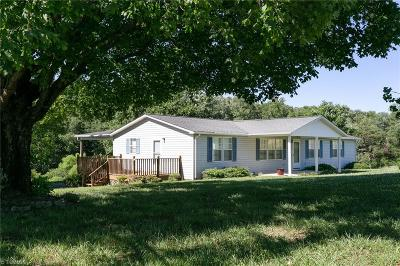 Yadkin County Manufactured Home Due Diligence Period: 1209 Union Church Road
