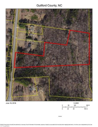 Guilford County Commercial Lots & Land For Sale: 3614 Lewiston Road