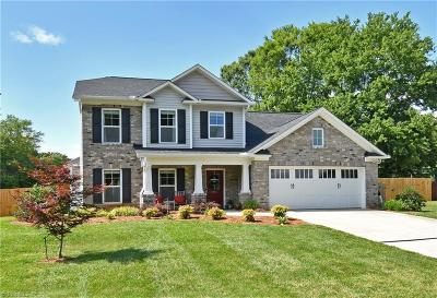 Forsyth County Single Family Home Due Diligence Period: 6223 Hamptonburg Road