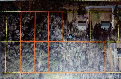 Guilford County Residential Lots & Land For Sale: 4502, 4506 Harwood Road