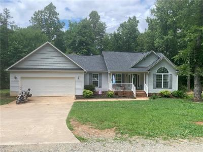 Thomasville NC Single Family Home For Sale: $179,000