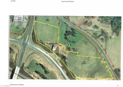 Surry County Residential Lots & Land For Sale: 5.24 Acres George Chandler Road