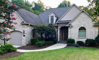 High Point Single Family Home For Sale: 3831 Edgewater Street