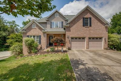 Clemmons Single Family Home For Sale: 3406 Tramore Court