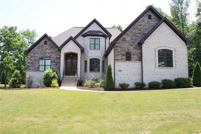 Oak Ridge Single Family Home For Sale: 5812 Bison Drive