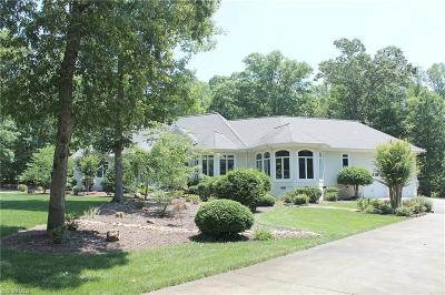 Guilford County Single Family Home For Sale: 1905 Wheeler Bridge Road