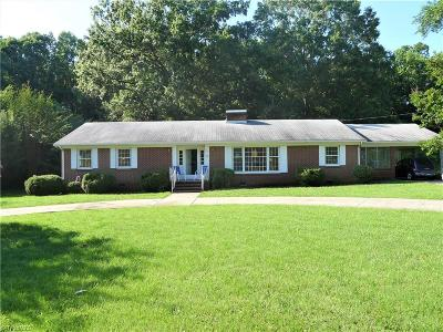 Rockingham County Single Family Home For Sale: 217 E Stadium Drive