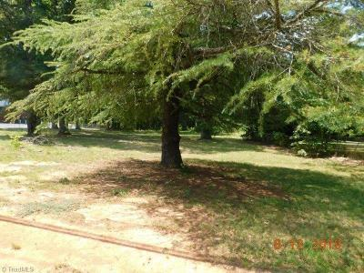 Alamance County Residential Lots & Land For Sale: 1740 Davis Street