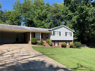 Trinity Single Family Home For Sale: 4904 Colonial Circle