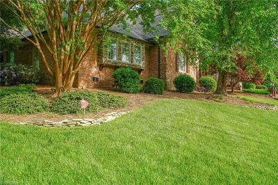 Winston Salem NC Single Family Home For Sale: $949,900
