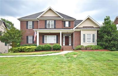 Clemmons NC Single Family Home For Sale: $464,000