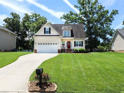 Davidson County Single Family Home For Sale: 68 Harris Farm Court