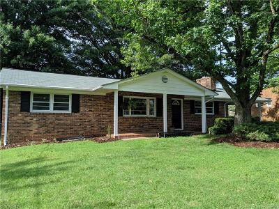 Kernersville Single Family Home Due Diligence Period: 285 Cliffwood Drive