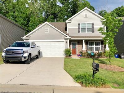 Kernersville Single Family Home For Sale: 1567 Welford Drive