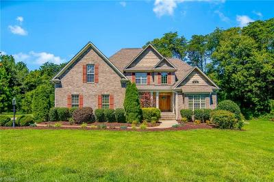 Guilford County Single Family Home For Sale: 7083 Toscana Trace