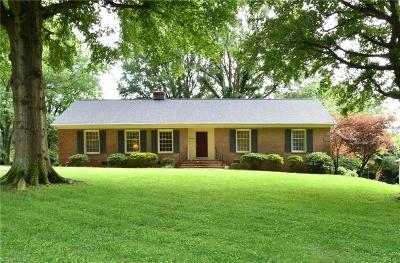 Winston Salem Single Family Home Due Diligence Period: 1280 Abingdon Way
