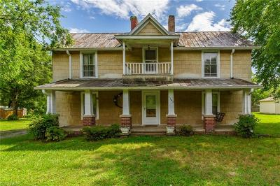 Alamance County Single Family Home For Sale: 1142 Plaid Street