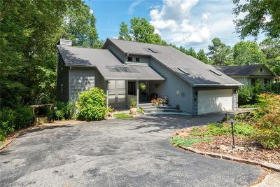 Greensboro Single Family Home For Sale: 1504 Forest Hill Drive