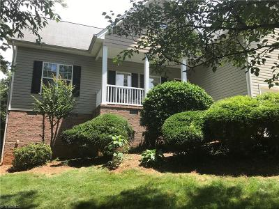 Summerfield Single Family Home For Sale: 3386 Earl Forbes Drive