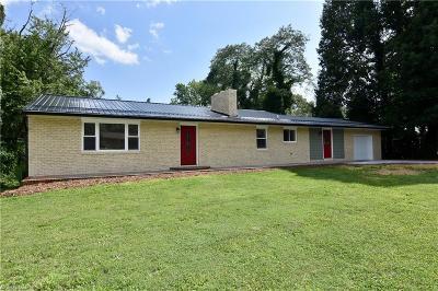 Winston Salem Single Family Home For Sale: 3920 Yarbrough Avenue