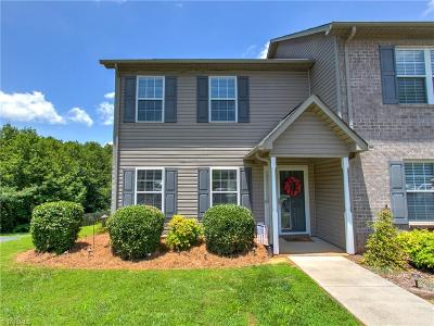 Randleman Condo/Townhouse Due Diligence Period: 4228 Bentley Drive