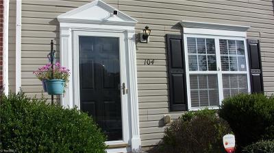 Greensboro NC Condo/Townhouse For Sale: $139,900