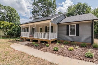 Asheboro Single Family Home For Sale: 2178 Zoo Parkway