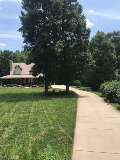 Browns Summit Single Family Home For Sale: 5553 Friendship Glen Drive
