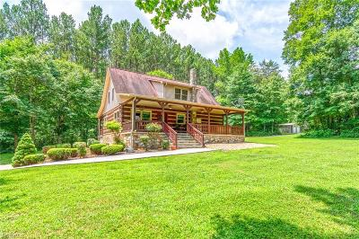 Single Family Home For Sale: 486 Calahaln Road