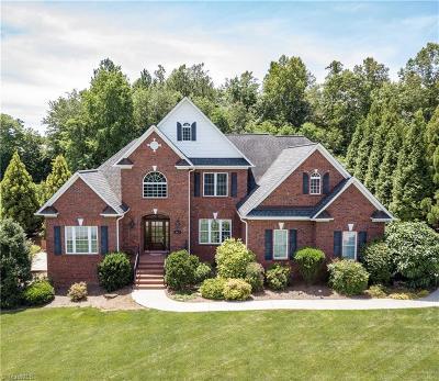 Winston Salem Single Family Home For Sale: 243 Mossy Oak Drive