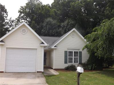 Clemmons Single Family Home Due Diligence Period: 1618 Harper Spring Drive