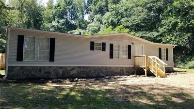 Burlington Manufactured Home Due Diligence Period: 1433 Willie Pace Road