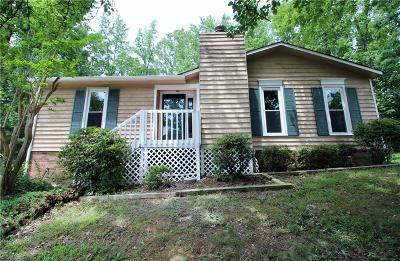 High Point Single Family Home Due Diligence Period: 2107 Wickham Avenue