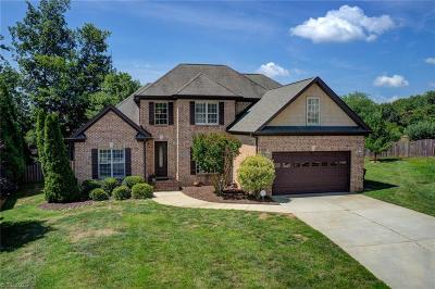 Kernersville Single Family Home Due Diligence Period: 6006 Red Oak Court