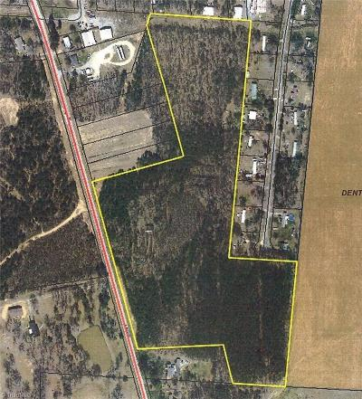 Denton Residential Lots & Land For Sale: 0000 S Nc Highway 109